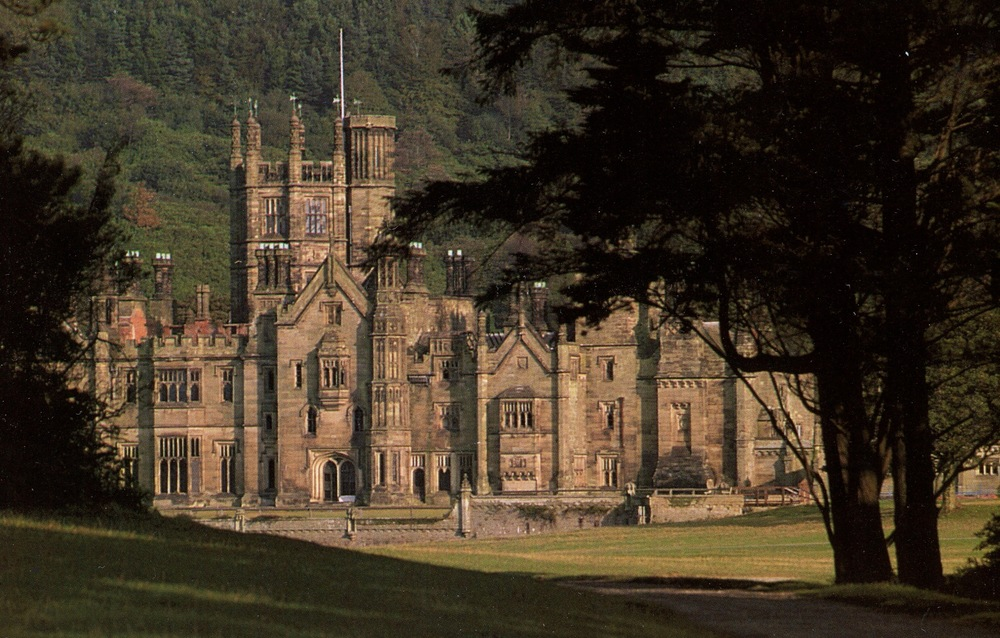 Margam Castle, Scotland