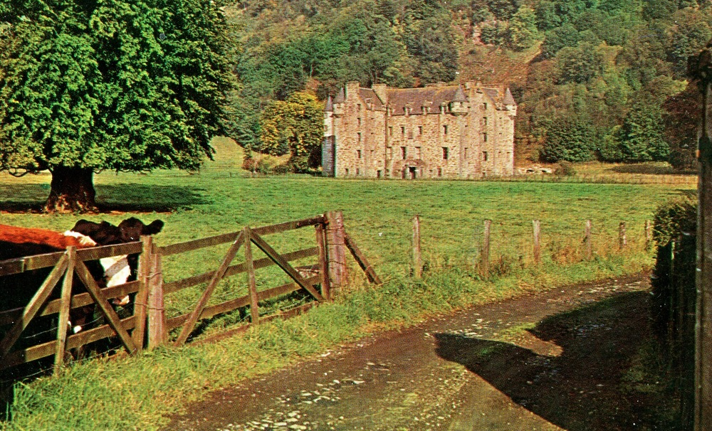 Menzies Castle, Scotland