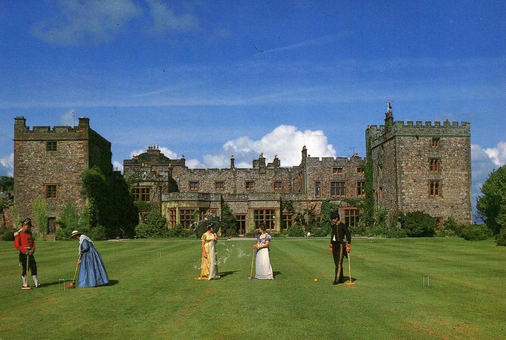 Muncaster Castle, England