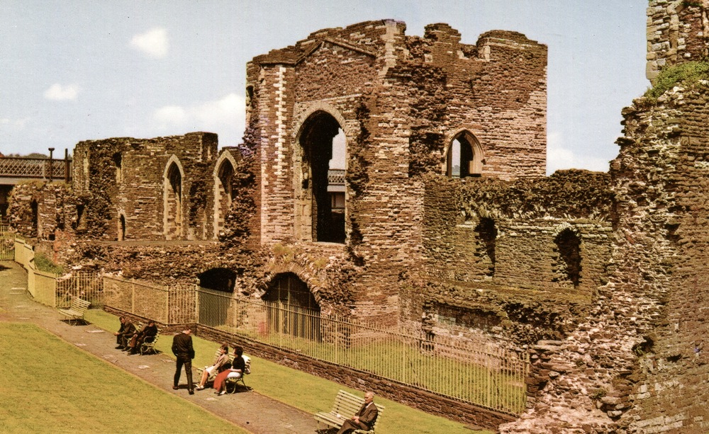 Newport Castle, Wales