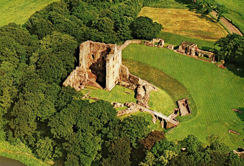 Norham Castle, England