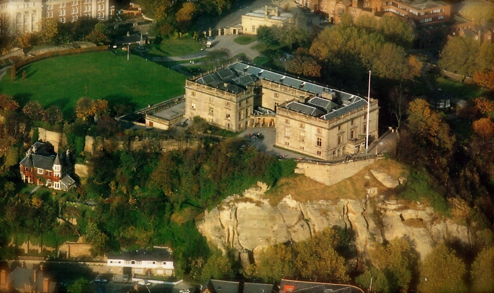 Nottingham Castle, England