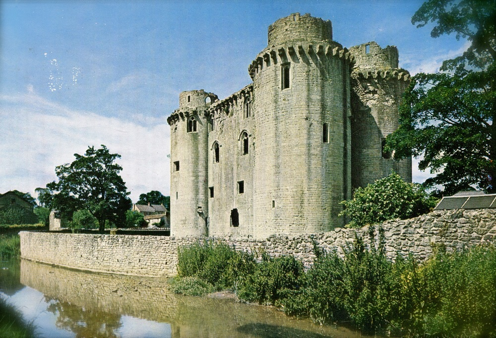 Nunney Castle, England