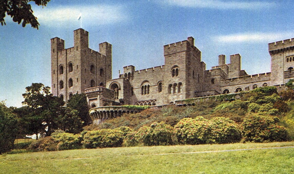 Penrhyn Castle, Wales