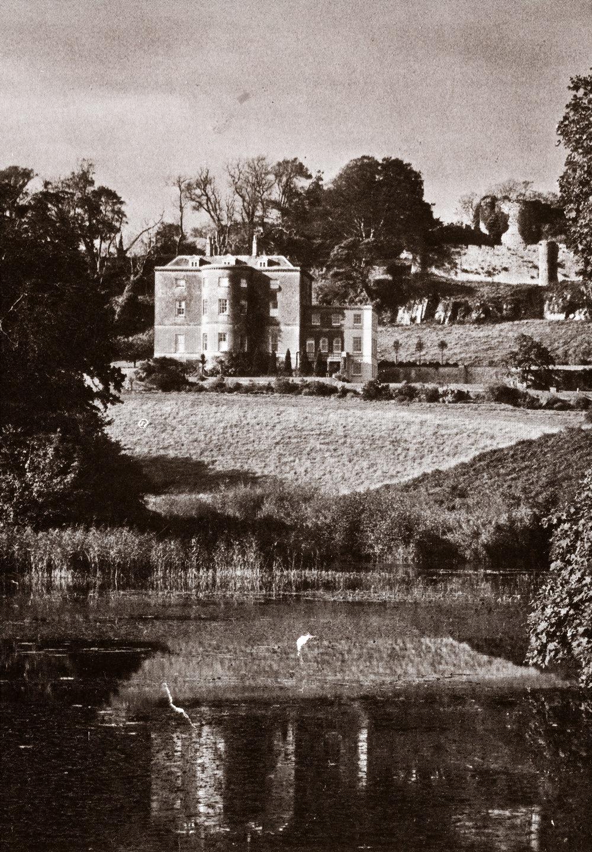 Penrice Castle, Wales