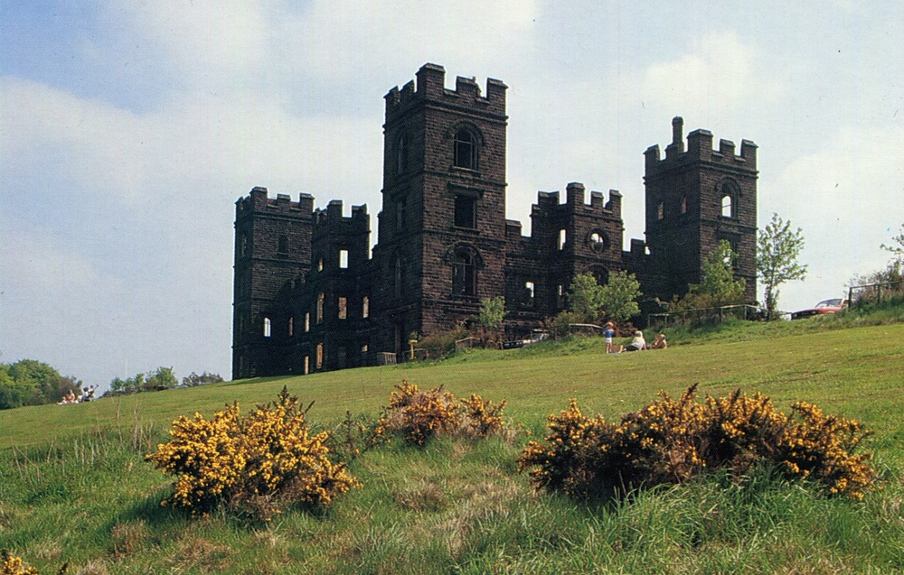 Riber Castle, England