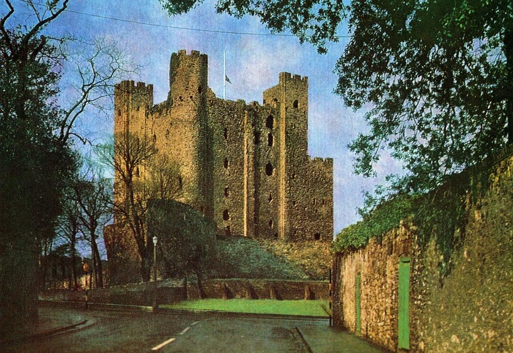 Rochester Castle, England
