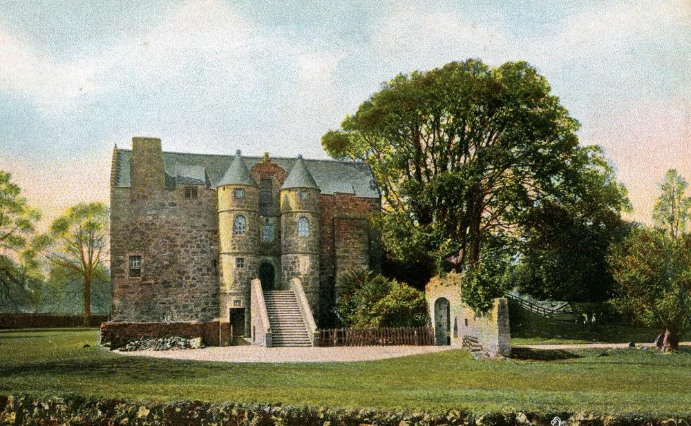 Rowallan Castle, Scotland