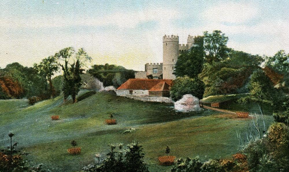 Saltwood Castle, England