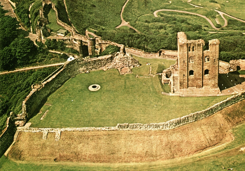 Scarborough Castle, England