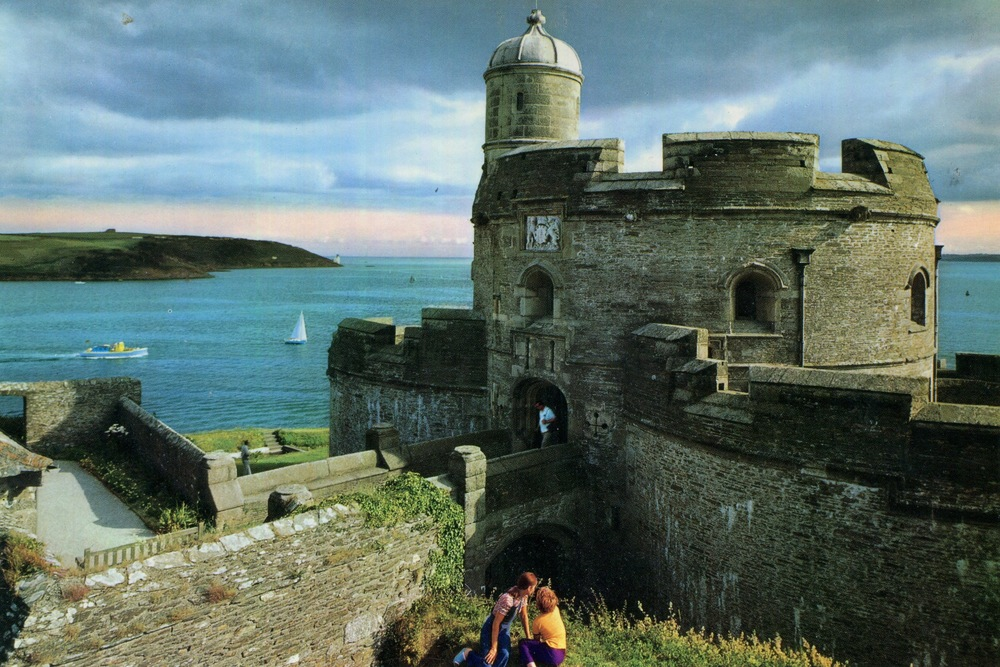 St. Mawes Castle, England