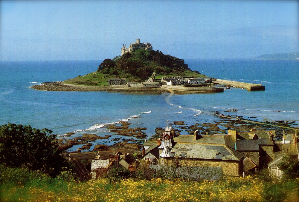 St. Michaels Mount, England