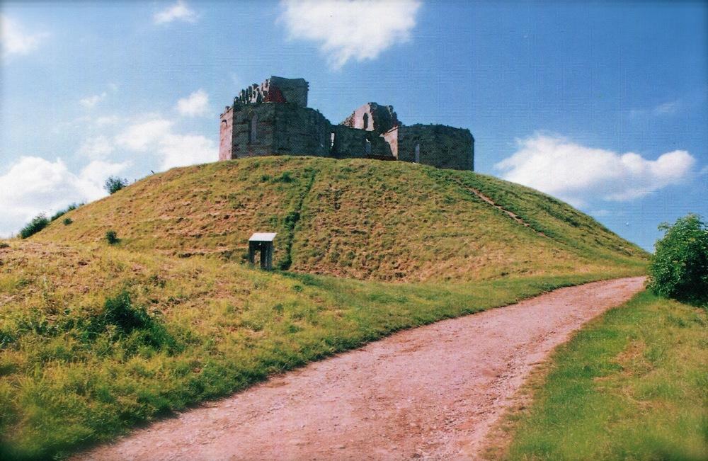 Stafford Castle, England