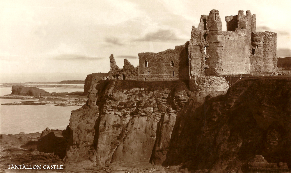Tantallon Castle, Scotland