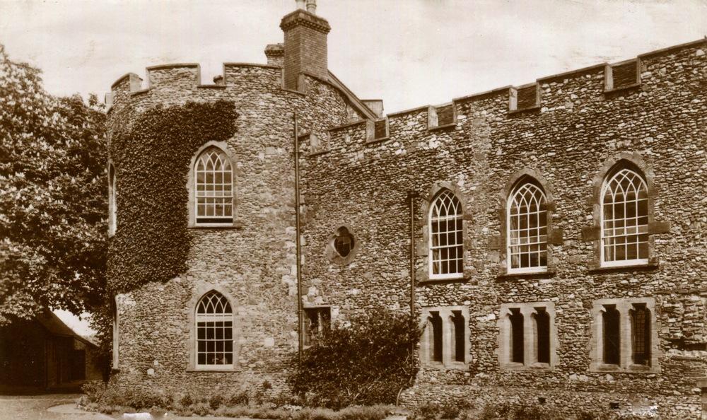 Taunton Castle, England