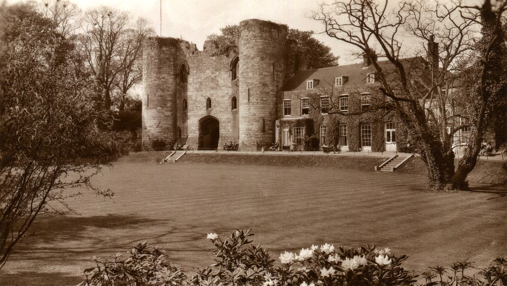 Tonbridge Castle, England