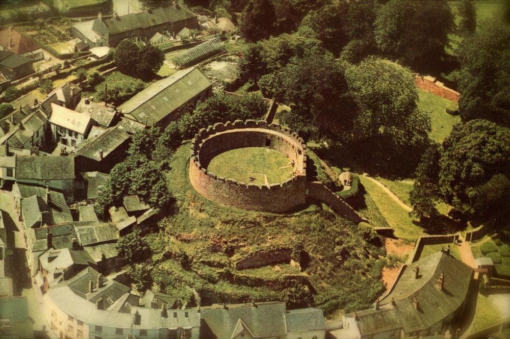Totnes Castle, England