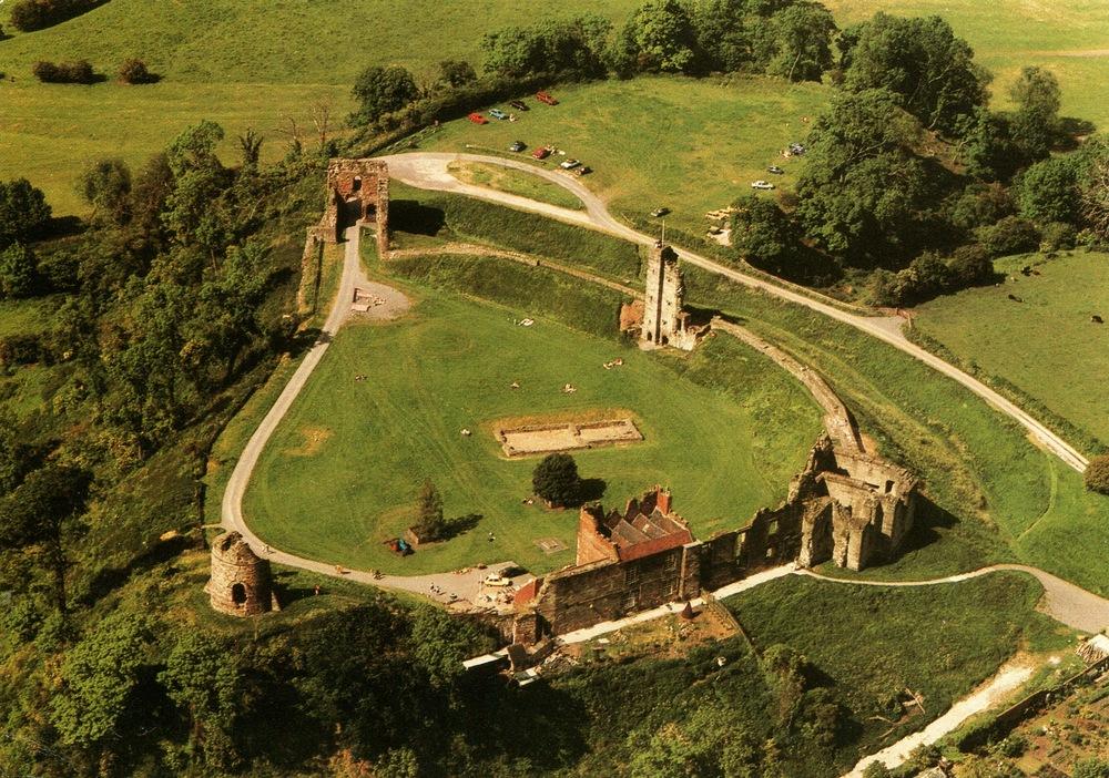 Tutbury Castle, England
