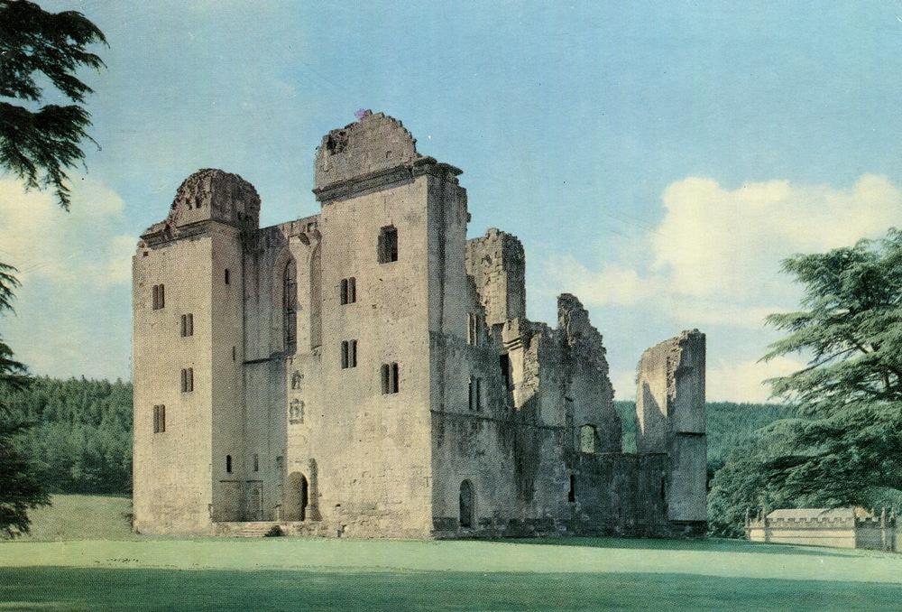 Wardour Castle, England