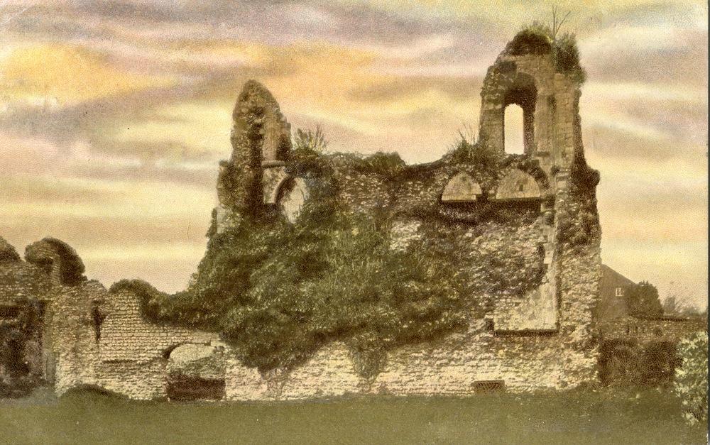 Wolvesley Castle, England