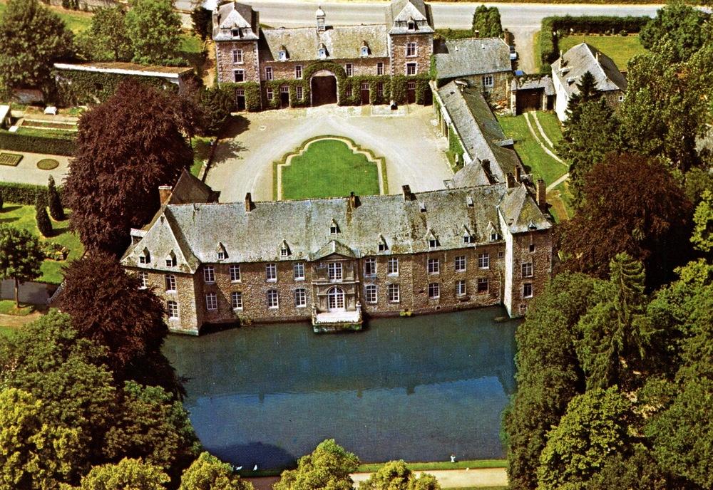 Annevoie Castle, Belgium
