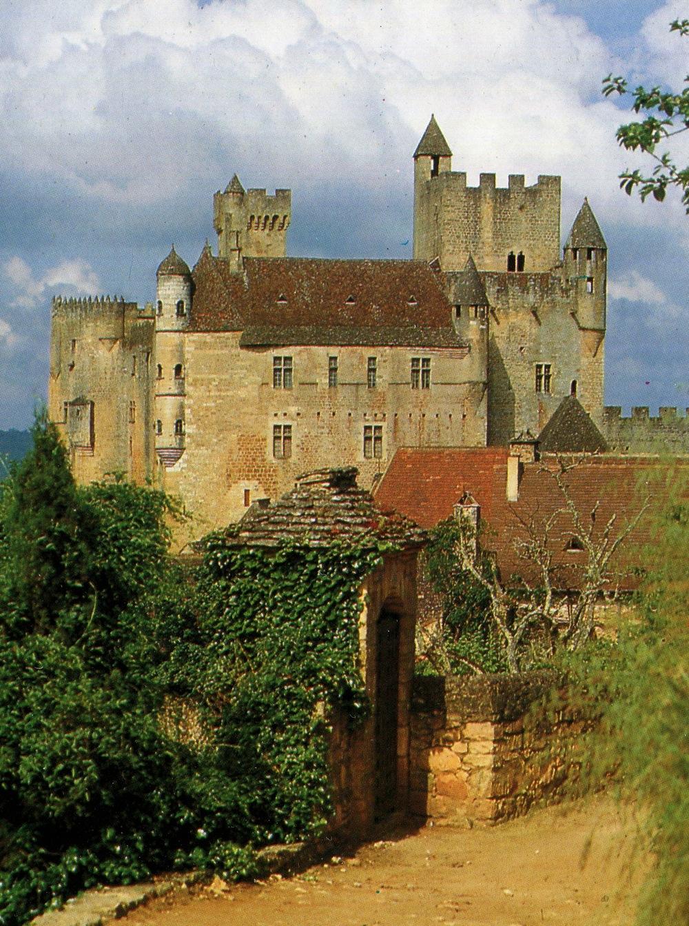 Beynac Castle, France
