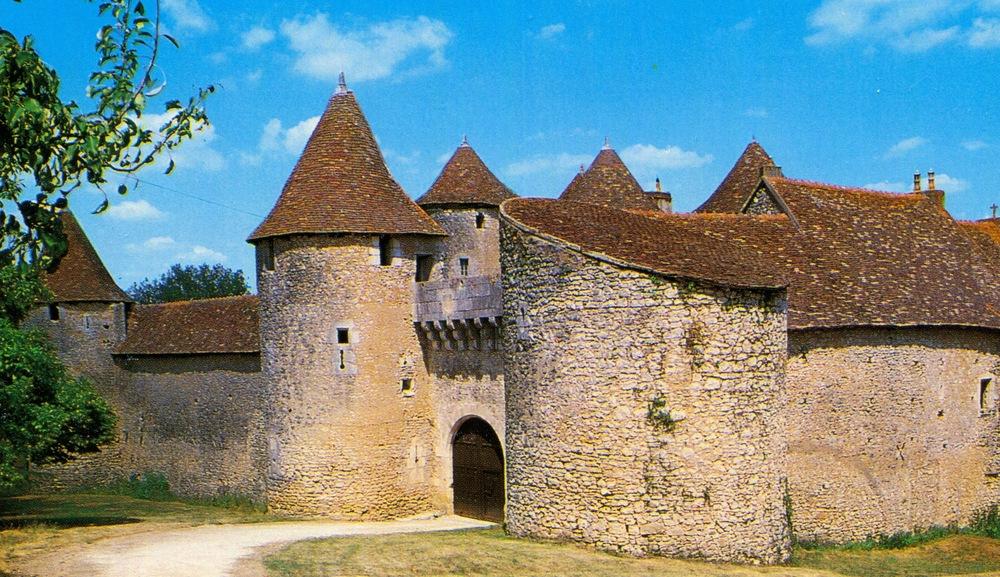 Concremiers Castle, France