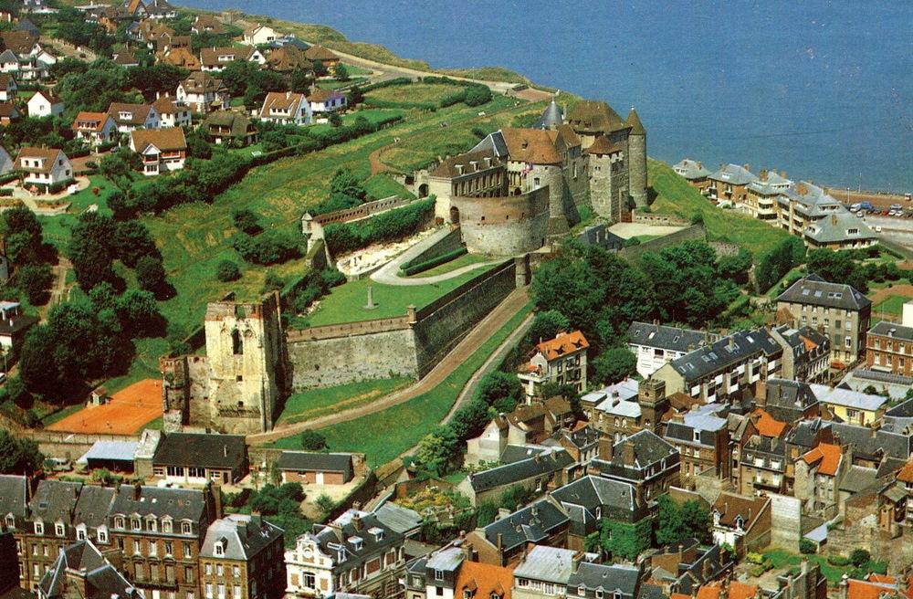 Dieppe Castle, France