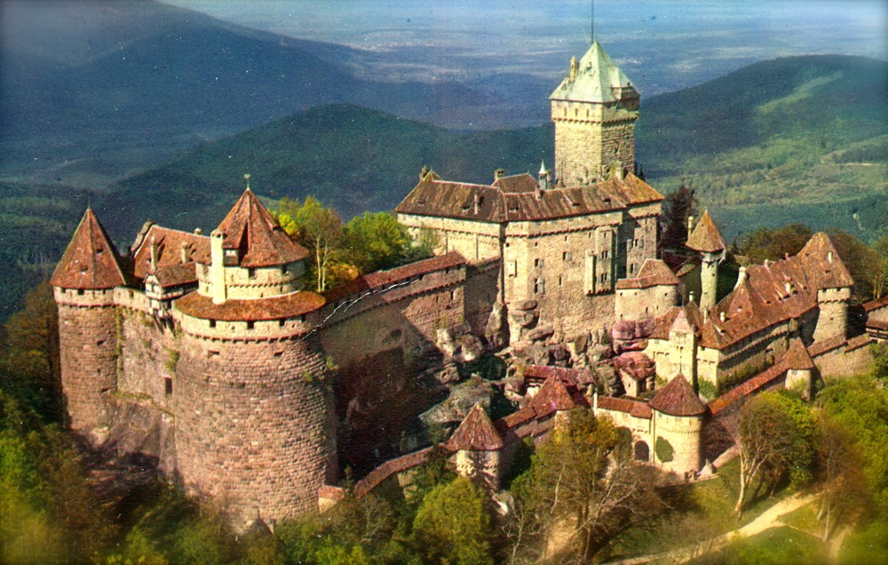 Haut-Kœnigsbourg Castle, France