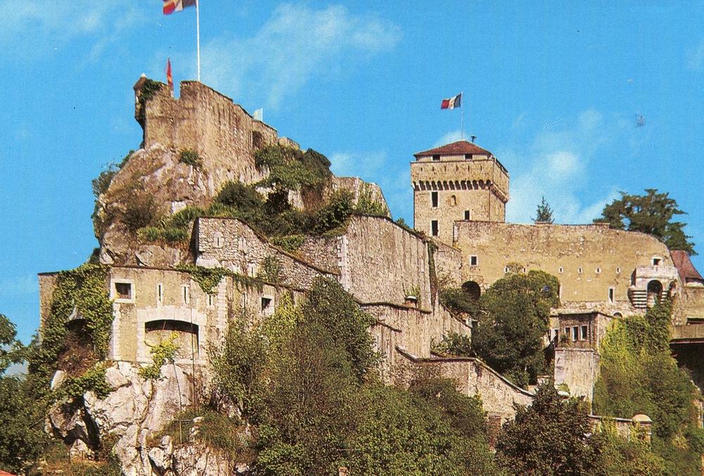 Lourdes Castle, France