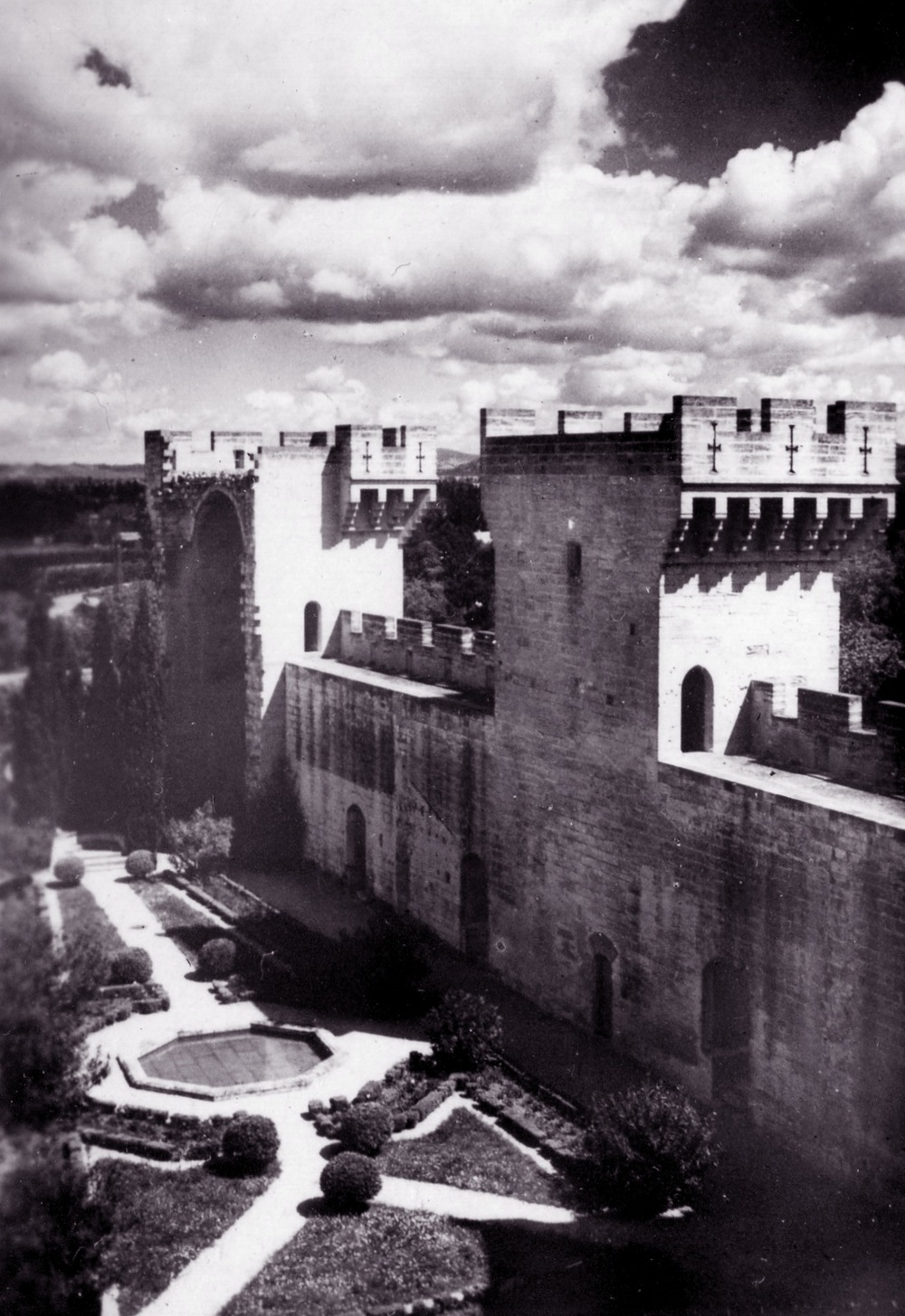 Tarascon Castle, France