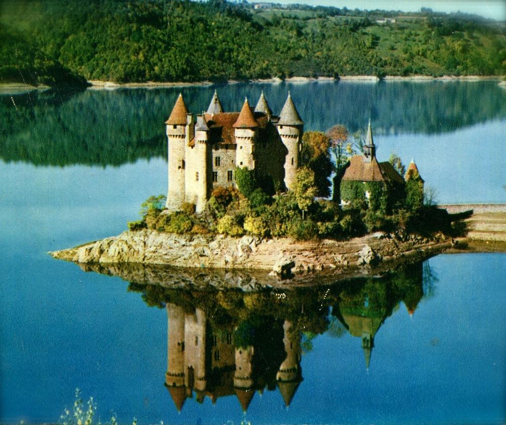 Val Castle, France