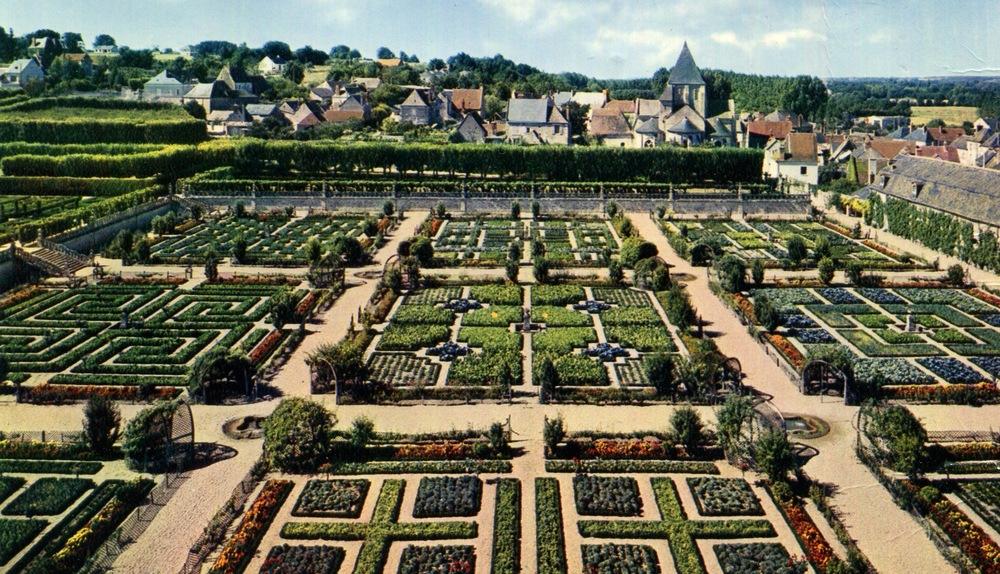 Villandry Castle & Gardens, France