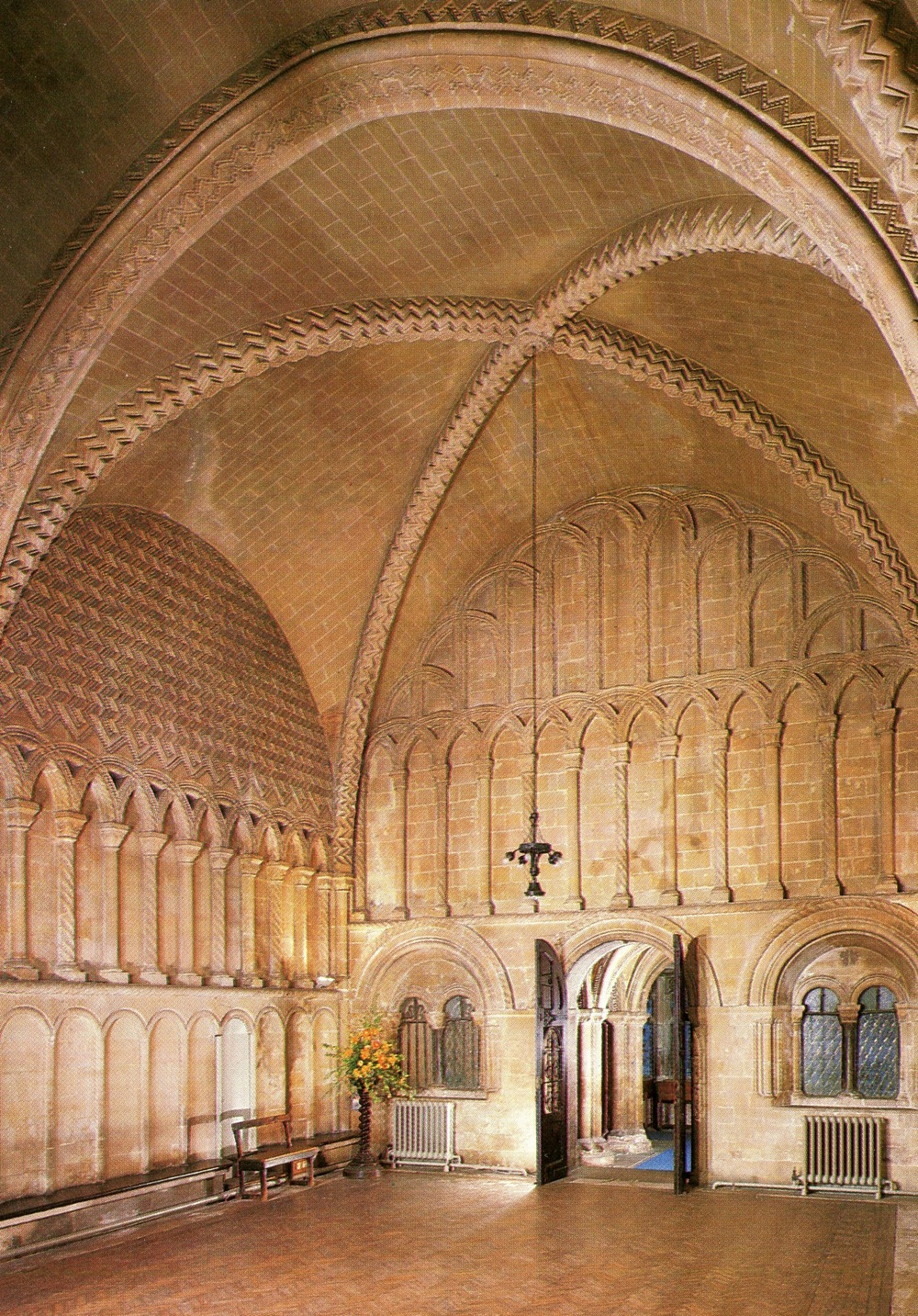 Bristol Cathedral - Chapter House