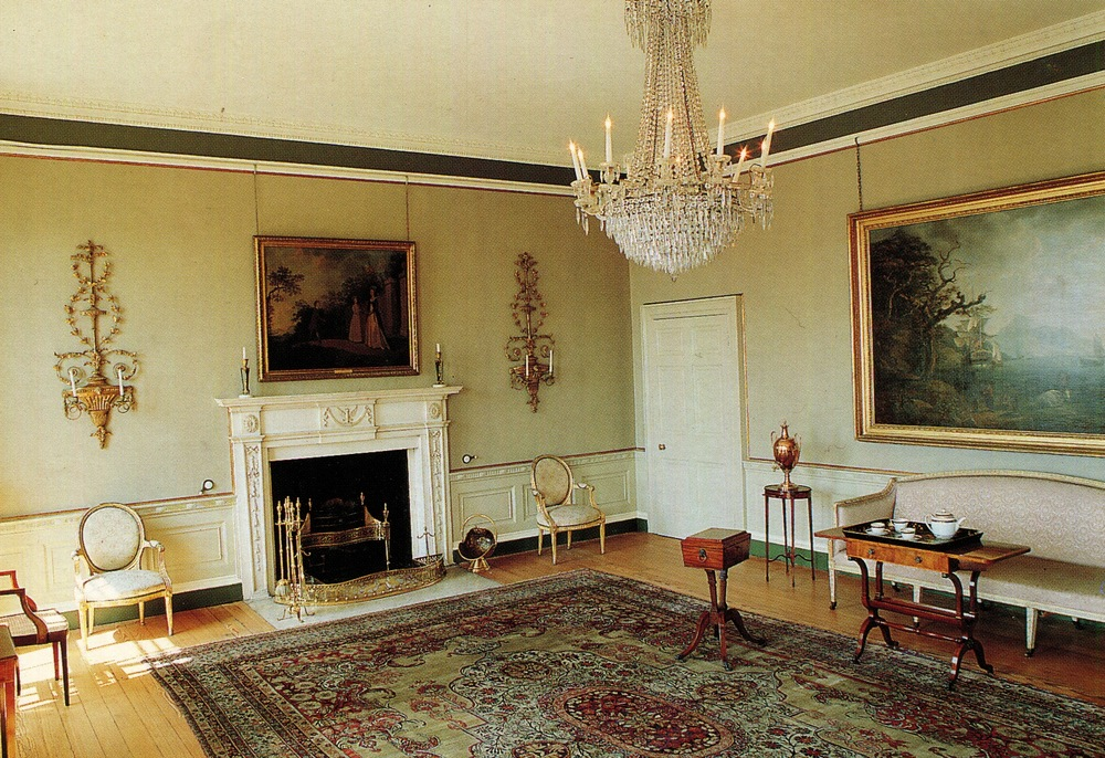 The Drawing Room of Georgian House