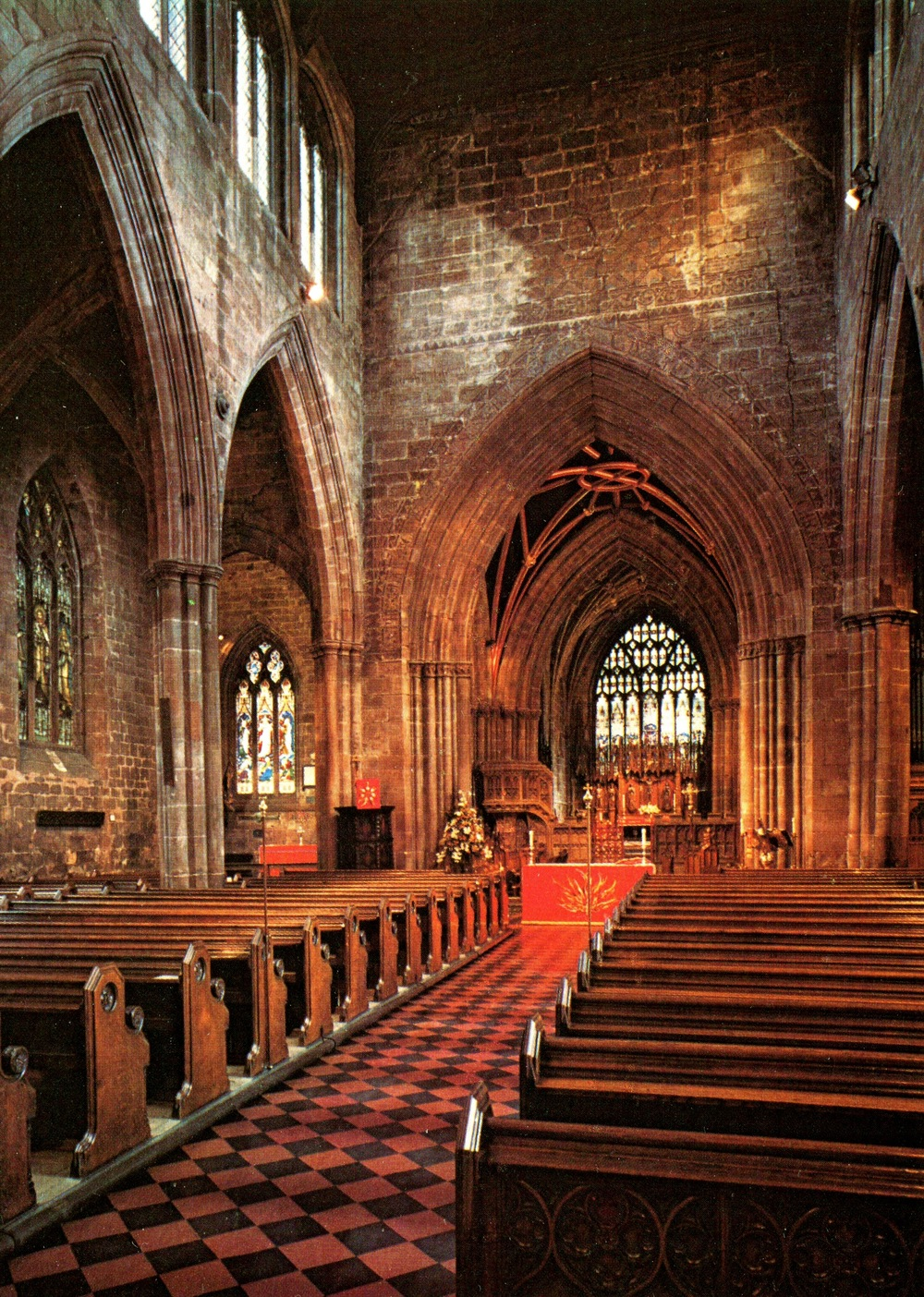 Nantwich Parish Church