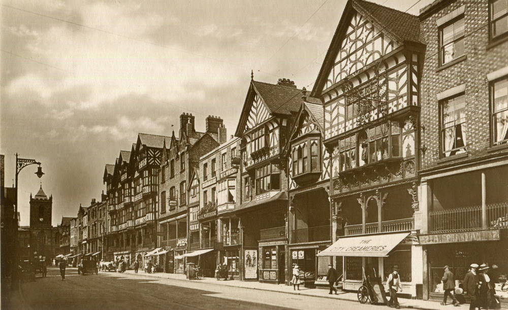 Bridge Street, Chester