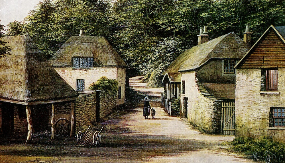 Cockington Village