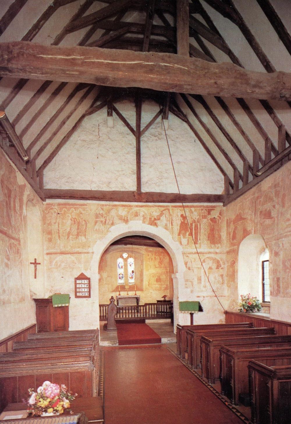 St Botolph's, Hardham