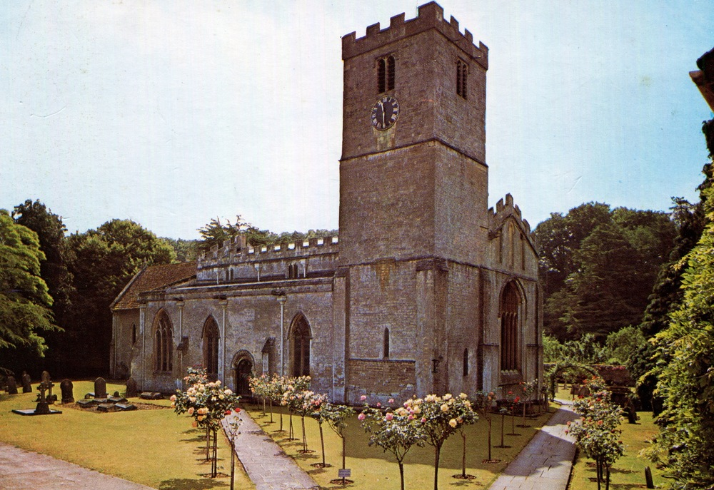 St Mary Bibury