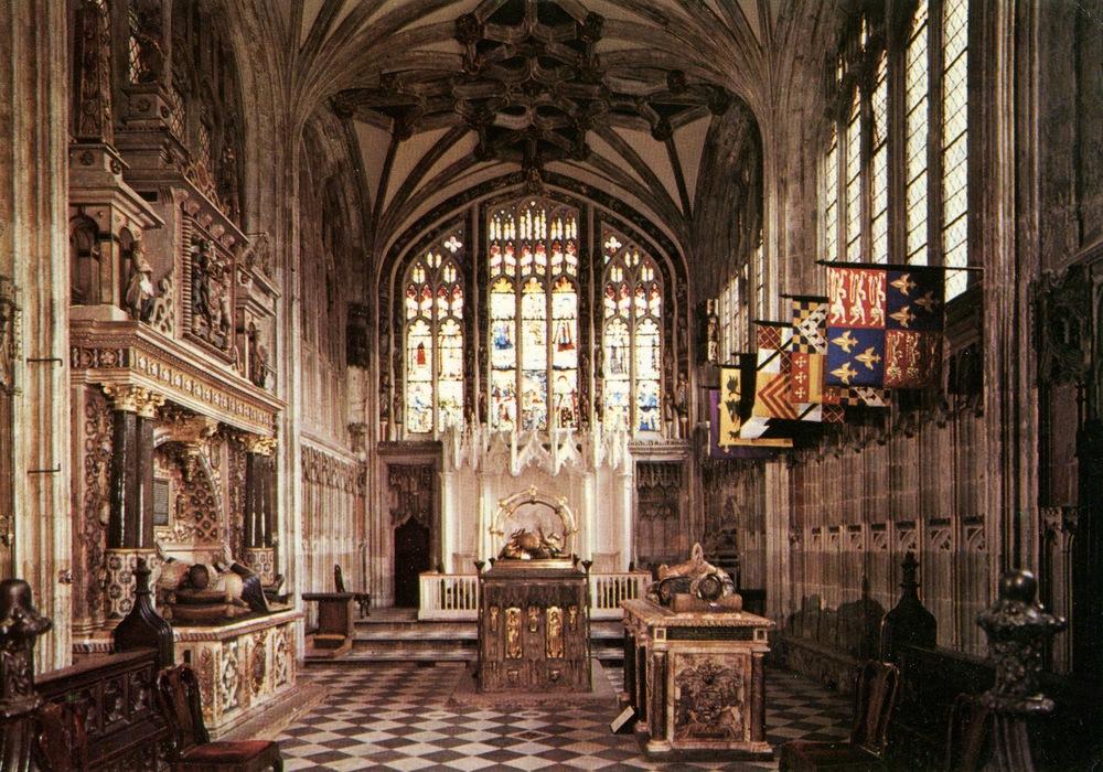 Beauchamp Chapel, Warwick