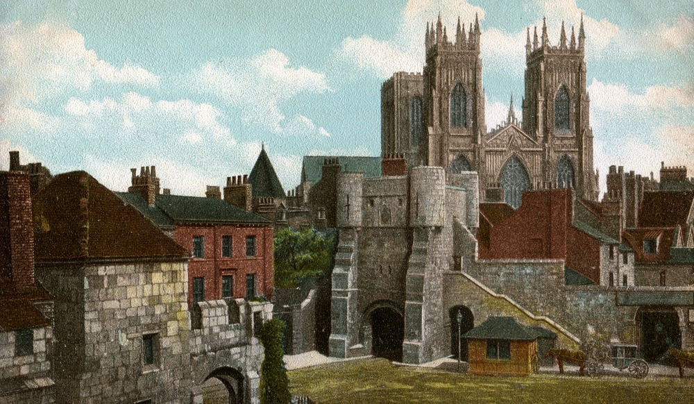 York Minster & Bootham Bar