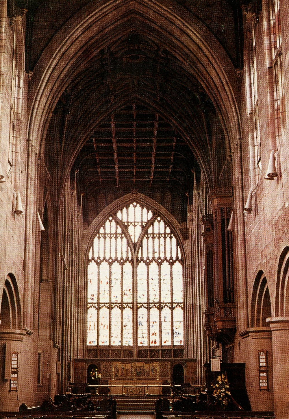 Malvern Priory Church