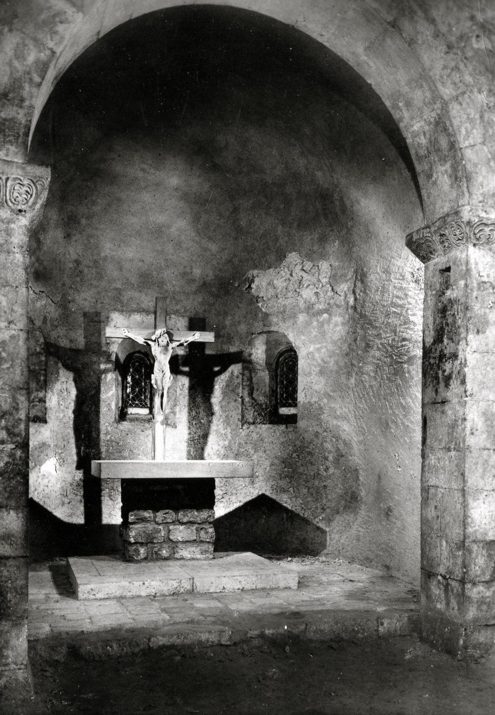 Chapelle de Blanzey