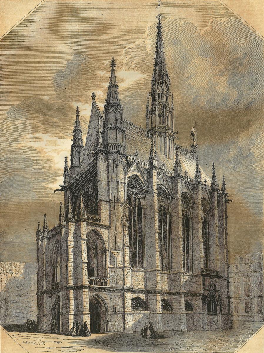 St. Chapelle