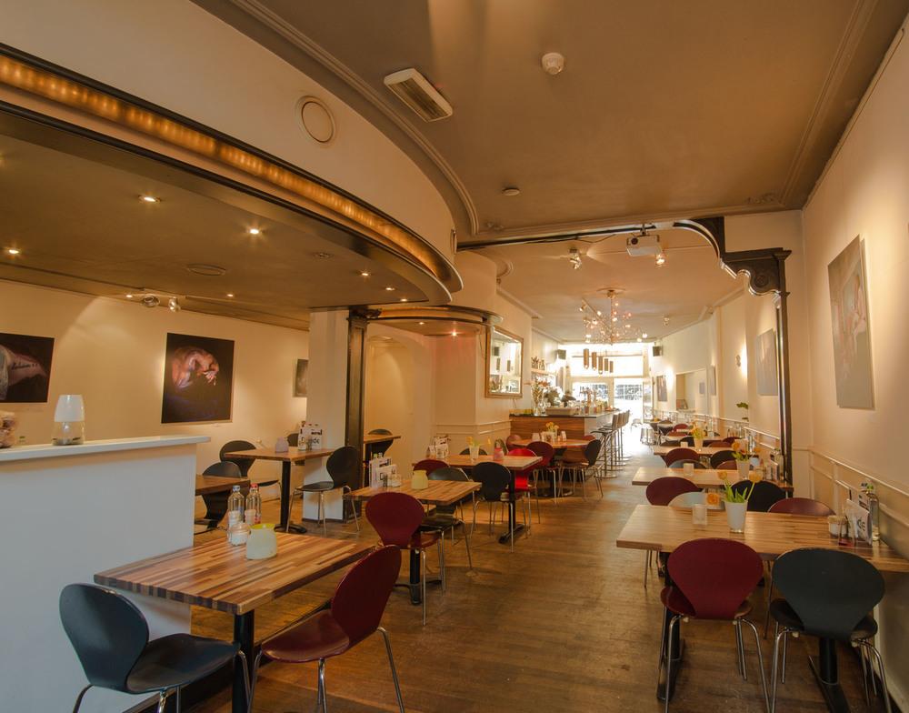 Restaurant Dende Leiden 2014 – Ambiance/sfeer