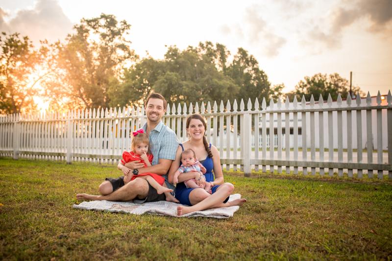 cypress, katy and tomball texas family photoshoot