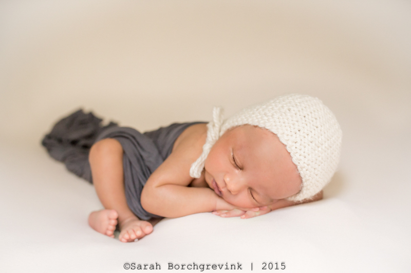 custom newborn portraits