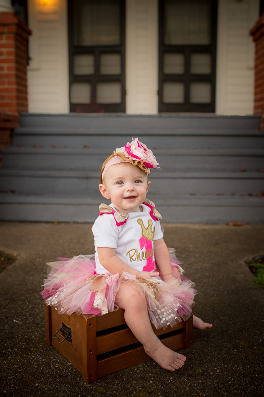 cake smash photographer in cypress texas