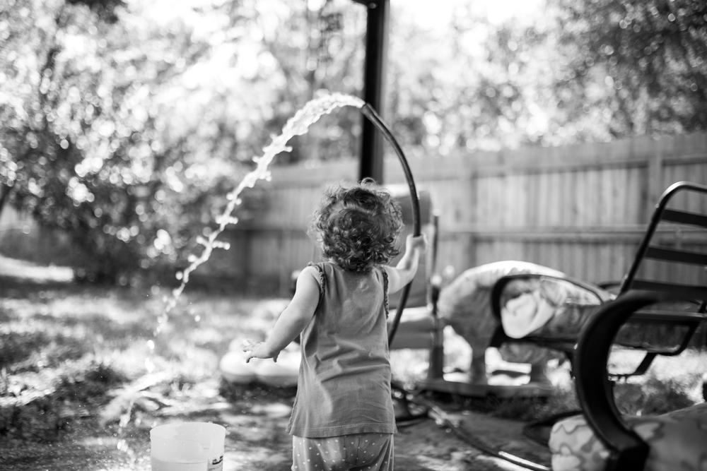outdoor children's photographer